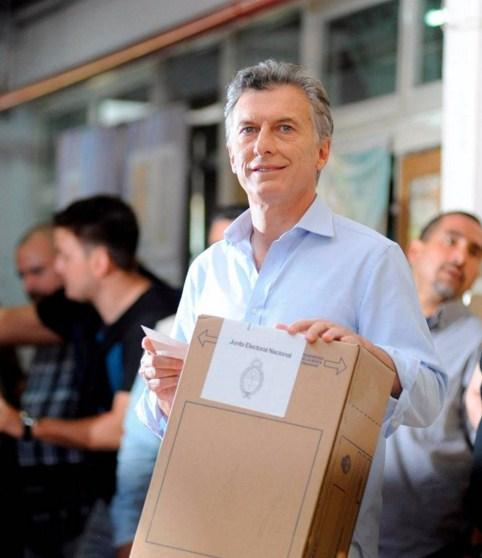 Como se llama el nuevo presidente de Argentina