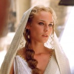 Como se llama la princesa de Troya