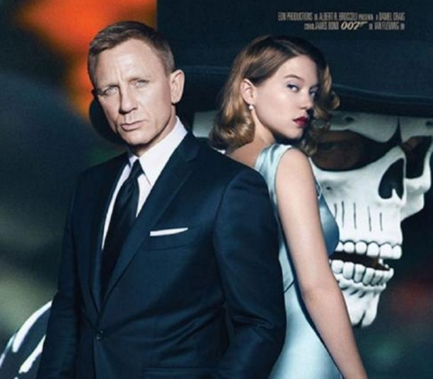 Como se llaman los actores de 007 Spectre