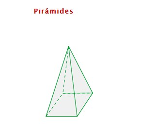 Piramide cuerpo geometrico