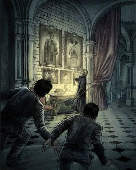 Como se llama El fantasma de Canterville