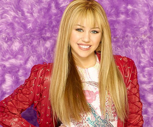 Como se llama Hannah Montana