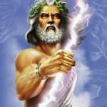 Como se llama Zeus en la mitologia romana