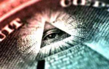 Como se llama el ojo que esta en un triangulo