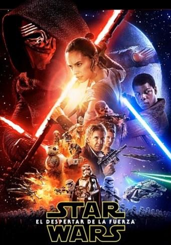 Como se llaman los actores de Star Wars el despertar de la fuerza