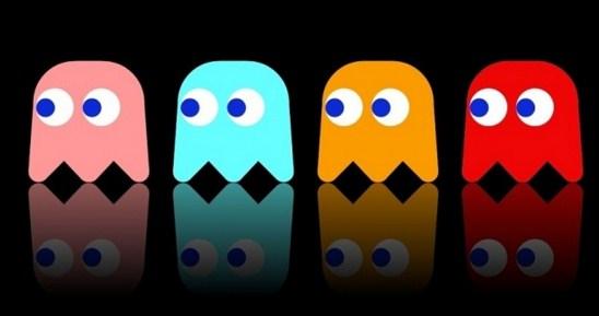Como se llaman los fantasmas del pacman