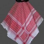 Como se llama la bufanda que usan los árabes