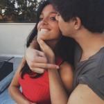 Como se llama la novia de Julian Serrano