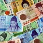 Como se llama la moneda de Corea