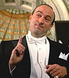 Como se llaman las películas de mafiosos que hizo Roberto De Niro