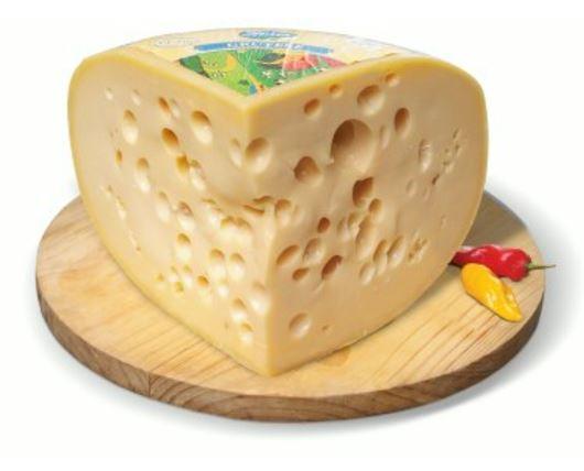Como se llama el queso con agujeros
