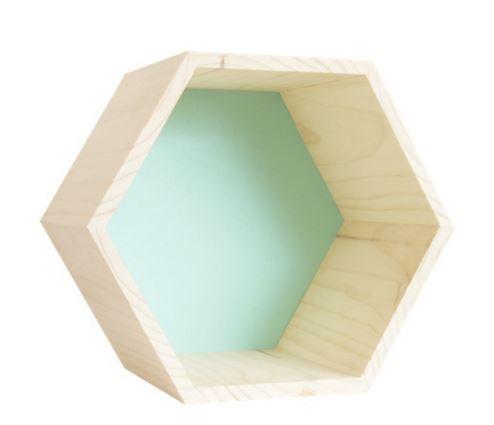 Como se llama la figura de 6 lados