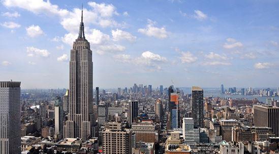 Como se llamaba Nueva York antes de 1664