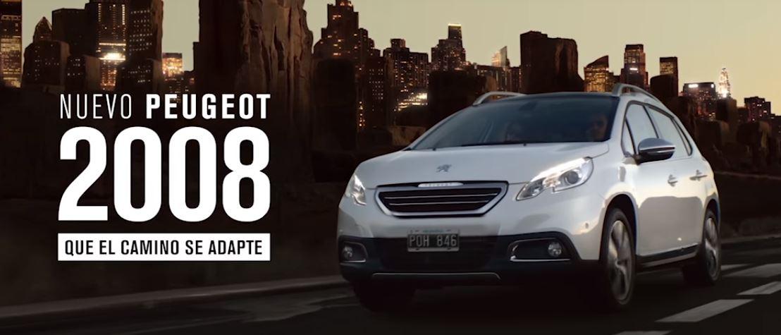 Como se llama la cancion del comercial de Peugeot 2016