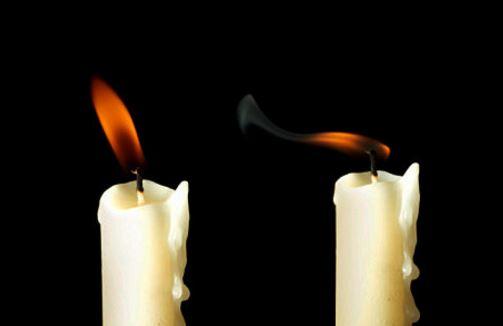 El hilo de la vela se llama pabilo