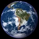 Como se llama la forma de la tierra