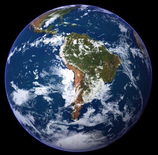 El nombre de la forma de la tierra es geoide