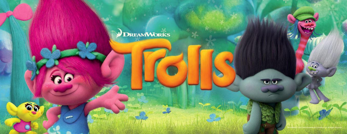 Cancion del trailer de la pelicula Trolls 2016