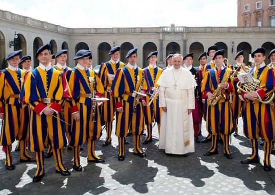 Guardia Suiza Pontificia
