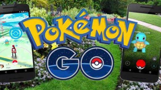 La aplicacion de Pokemon se llama Pokemon Go