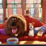 Como se llaman los personajes de La vida secreta de tus mascotas