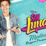 Como se llama el actor que hace de Matteo en Soy Luna