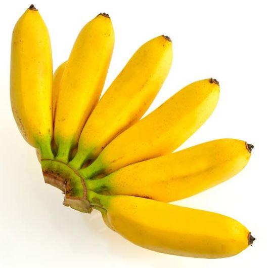 Como se llama el conjunto de bananas