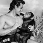 Como se llama el mono de Tarzan