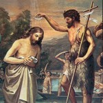 Como se llama la persona que bautizo a Jesus