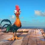 Como se llama el gallo de Moana