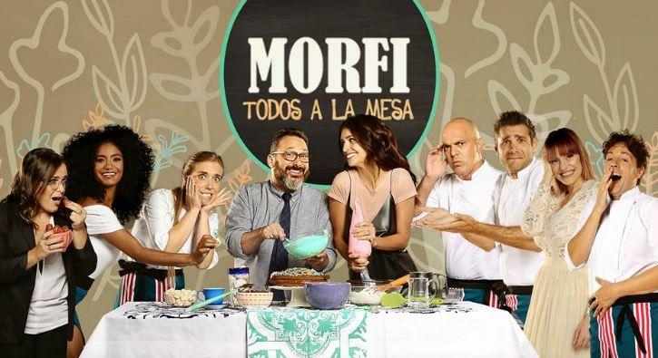 Como se llama la morocha extranjera de Morfi