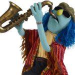 Como se llama el muppet que toca el saxofon