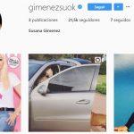 Susana Giménez Instagram oficial