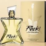 Como se llama el nuevo perfume de Shakira