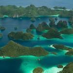 Como se llama un conjunto de islas
