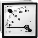 Como se llama el instrumento para medir el voltaje