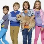 Como se llaman los actores de Nicky, Ricky, Dicky & Dawn