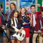 Como se llaman los personajes de School of Rock